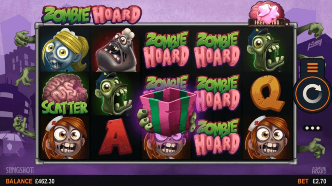 Zombie Hoard spillemaskin