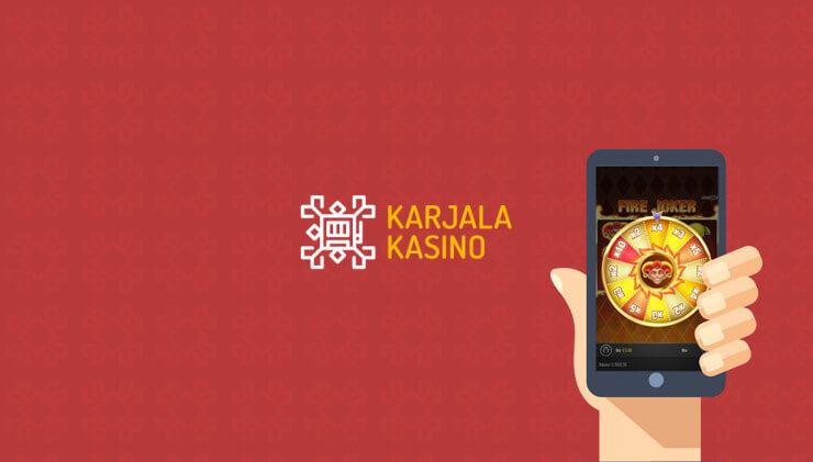 Karjala - prøv et nytt nettcasino gratis
